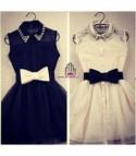 Bow Little Dress