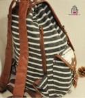 Zaino Vintage Stripe