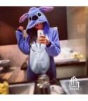 Pigiamone Stitch Azzurro