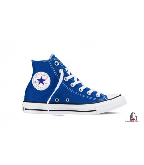 Converse All Star alta blu basic