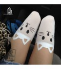 Collant cat white
