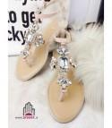 Sandalo gioiello Kalliope