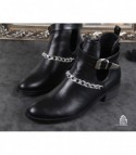 Stivaletto Low Chain