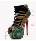 Sandalo Peacock