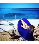 Poltrona Relax gonfiabile