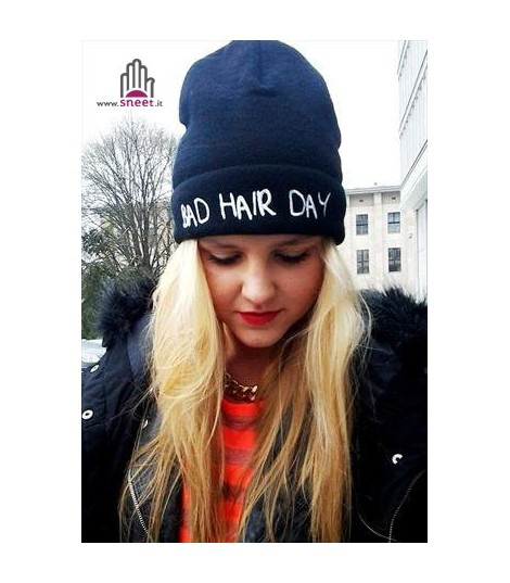 Cappellino Bad Hair Day
