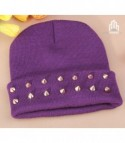 Cappellino borchie