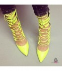 Prettywild Neon Shoes