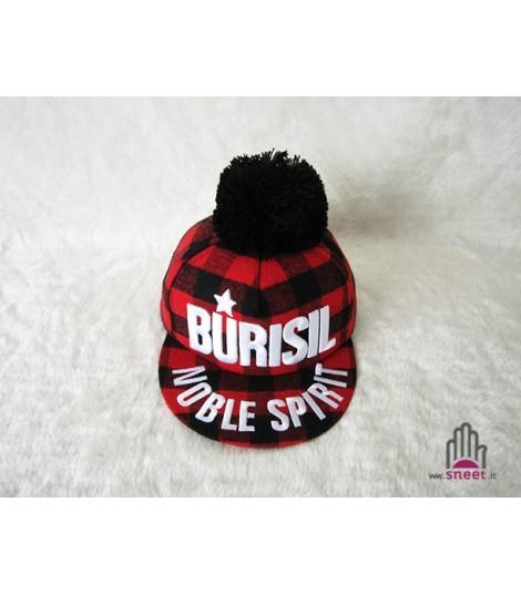 Cappellino Burisil