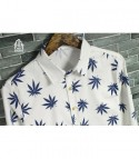 Camicia blue weed