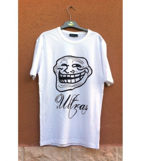T-shirt Meme Ultras