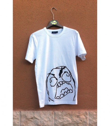 T-shirt Meme Fuuuu