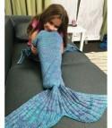 Copertina coda da Sirena bambini