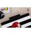 Pochette stripe flamingo