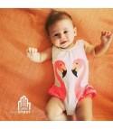 Body baby fenicotteri