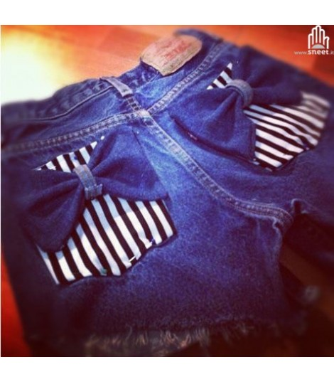 Shorts Levis Stripe pocket