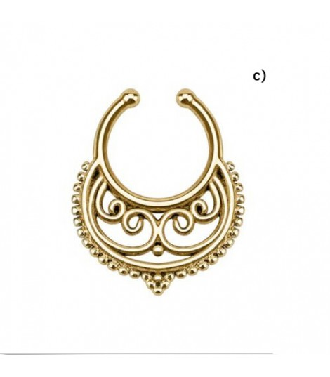 Jerby Fake Septum Ring