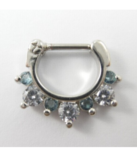 Mercurio Septum Ring