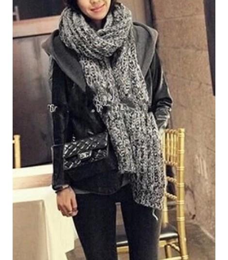 Maxi sciarpa Plen