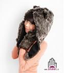 Birba model Bear headpiece