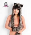 Copricapo Bear modello Birba