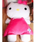Hello Kitty Bed 220x150 cm