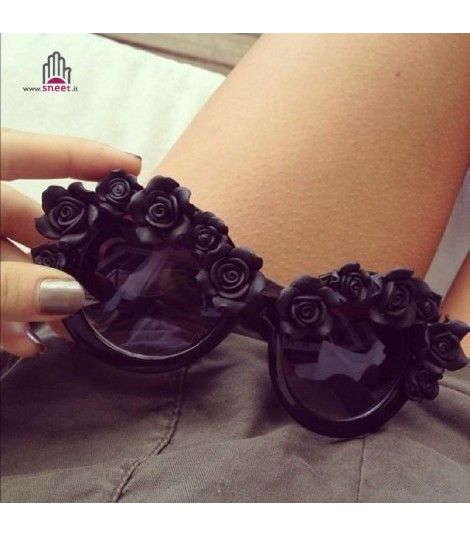 Roses Sunglasses
