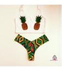 Completo top ananas + brasiliana