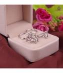 Set anelli falangi Heart rope