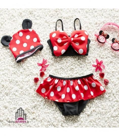 Completino Bikini Bimba Minnie Dream Shop