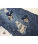 Little mickey jeans
