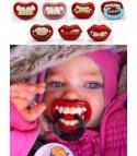 Ciuccio con dentoni A