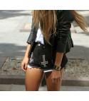Levis Shorts Stud Cross