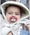 Ciuccio con dentoni B