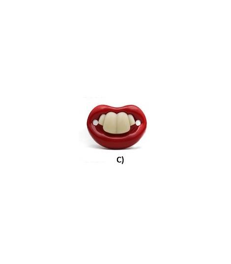 Ciuccio con dentoni C