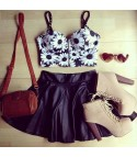 Crop Top Margherita