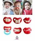 Ciuccio con dentoni E