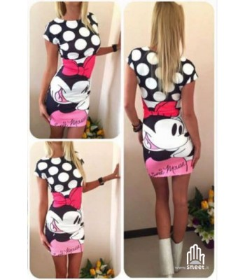 Minnie Pois Dress