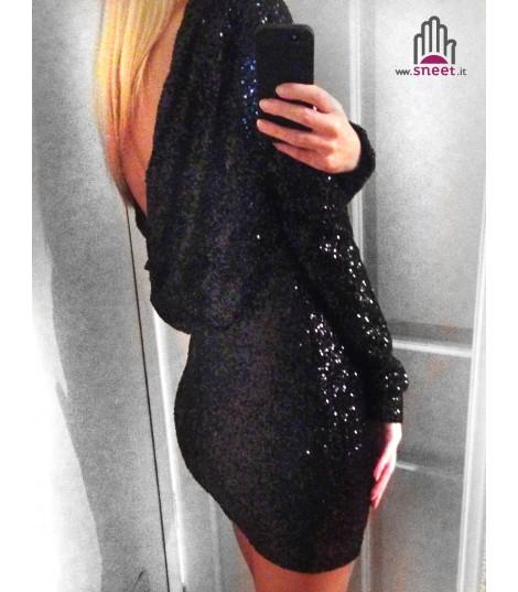 Lux Dress Nero