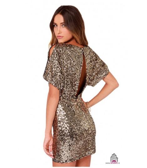 Dana sequin dress