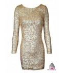 Lux Dress Oro
