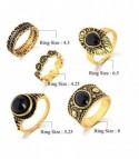 Georgian Ring Set