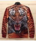 Felpa Tiger Roar