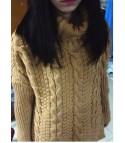 Maglione Oversize Graziel dolcevita