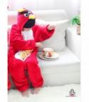 Pigiamino Angry Birds