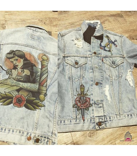 Giacca Levis Old Style
