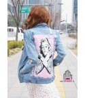 Giubbottino Jeans Marilyn
