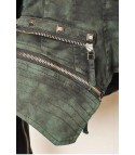 Giubbino in jeans Diana Green