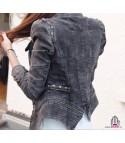 Giubbino in jeans Diana Gray