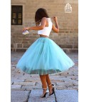Gonna tulle Osia